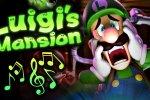 L'eccezionale sound di Luigi's Mansion - Video