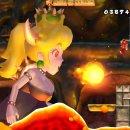 Bowsette aggiunta come boss finale a New Super Mario Bros. Wii da un modder