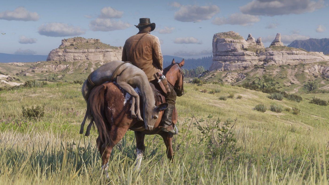 Red Dead Redemption 2 Rockstar Ha Lavorato Per Anni Sui