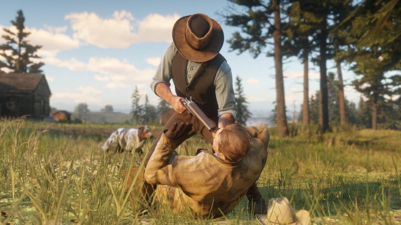 Red Dead Redemption 2 Screenshot 05