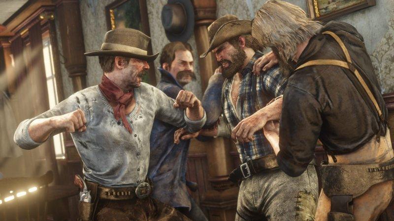 Red Dead Redemption 2 Screenshot 06