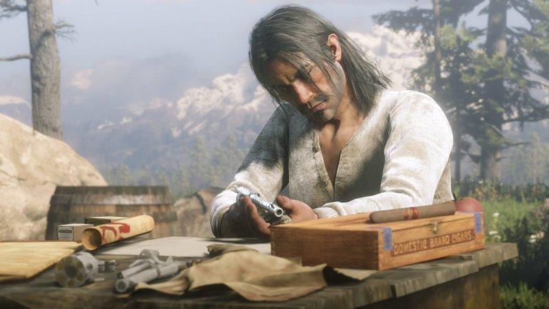 Red Dead Redemption 2 Screenshot 07