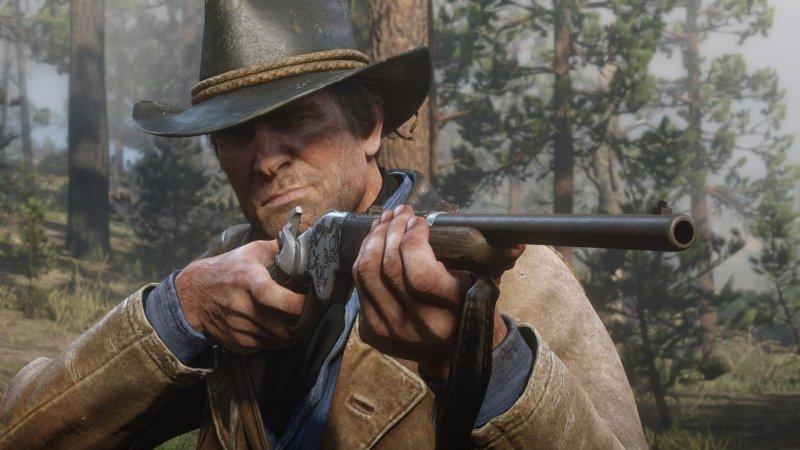 Red Dead Redemption 2 Screenshot 08