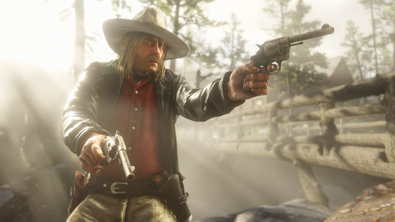 Red Dead Redemption 2 Screenshot 14