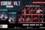 Resident Evil 2: Claire con costume militare in video, presente anche Elza Walker nella Deluxe Edition - Video