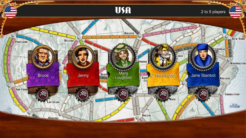 Ticket To Ride Playlink 01