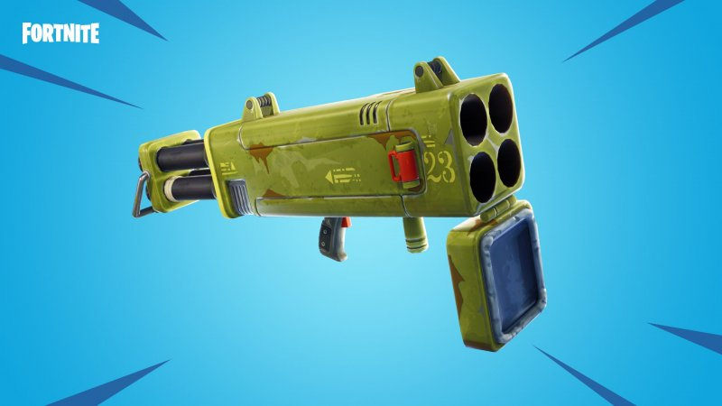 Fortnite Dispositivo Lancio Quadruplo 1