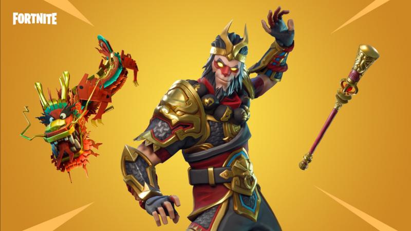Fortnite Wukong Negozio 1