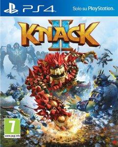 Knack 2 per PlayStation 4