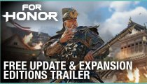 For Honor: Marching - Trailer di presentazione
