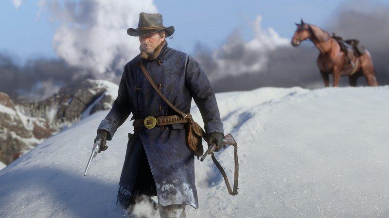 Red Dead Redemption 2 Armi 6