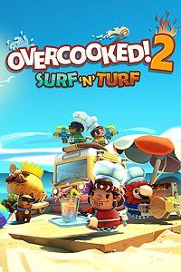Overcooked! 2 - Surf 'n' Turf per Xbox One