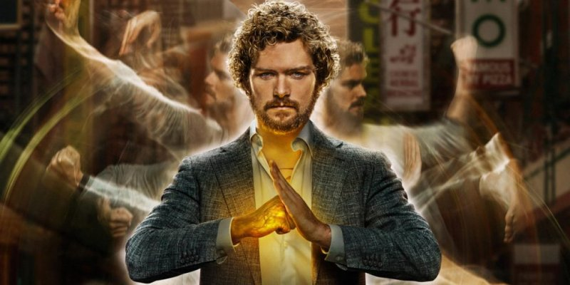 Marvel Iron Fist Cancellato 1