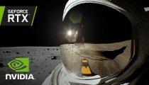 Nvidia - Demo dell'allunaggio con NVIDIA RTX Real-Time Ray Tracing