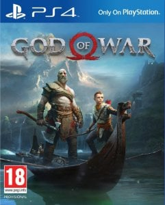 God of War per PlayStation 4