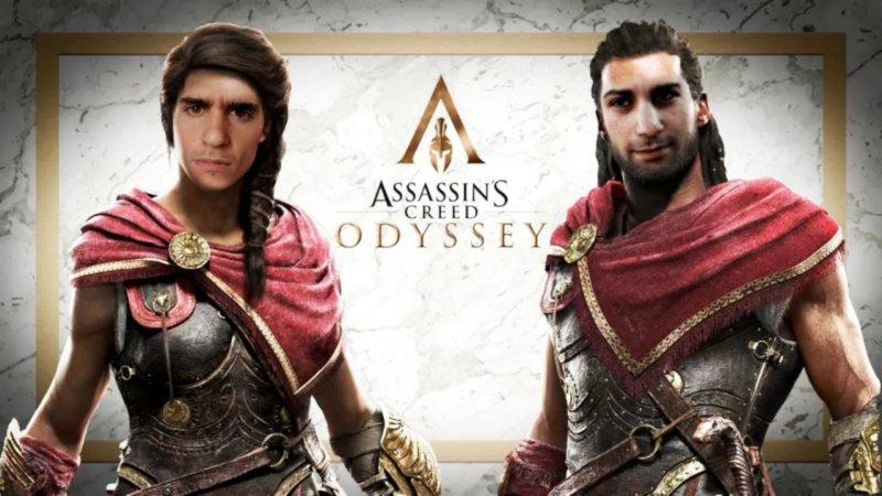 Assassins Creed Odyssey Alexios Triggiani Svs2Fgo