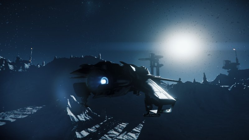 Star Citizen Alpha 13