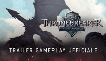 Thronebreaker: The Witcher Tales - Trailer del gameplay