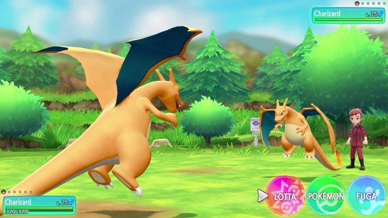 Pokemon Lets Go Pikachu Eevee 7