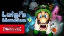Luigi's Mansion - Il trailer di lancio