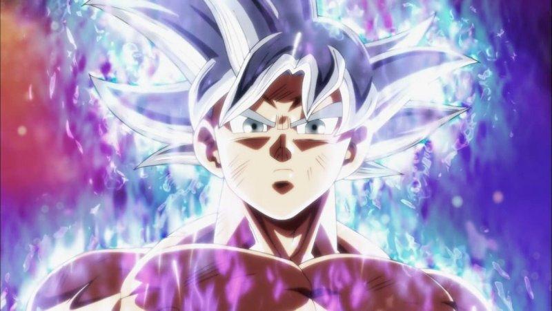 Dragon Ball Super Broly Goku Ultra Istinto 1