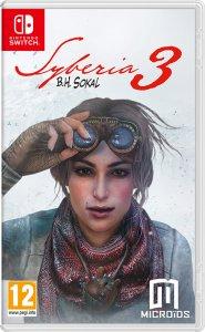 Syberia 3 per Nintendo Switch