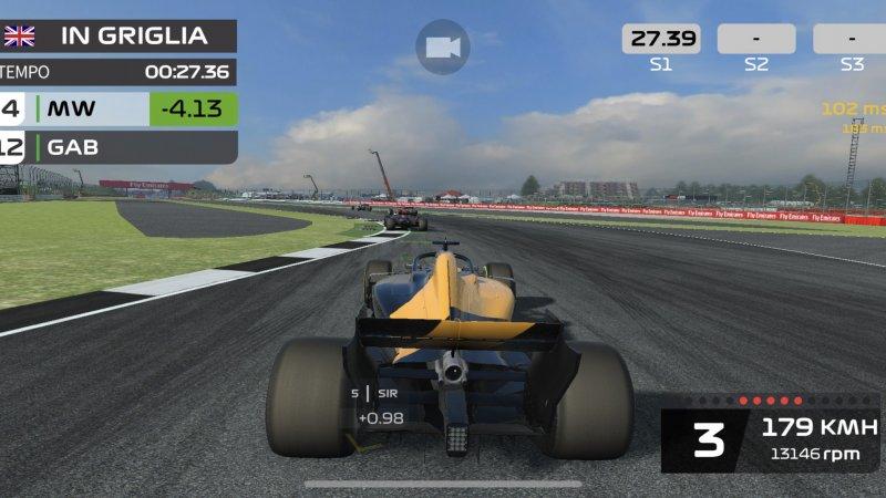 F1 Mobile Racing, la recensione - Multiplayer it