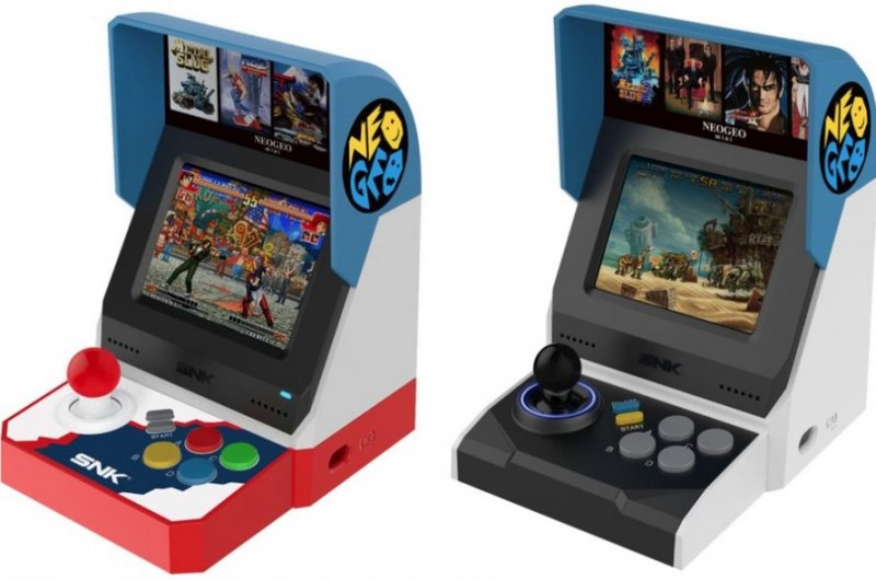 Neo Geo Mini Jap International