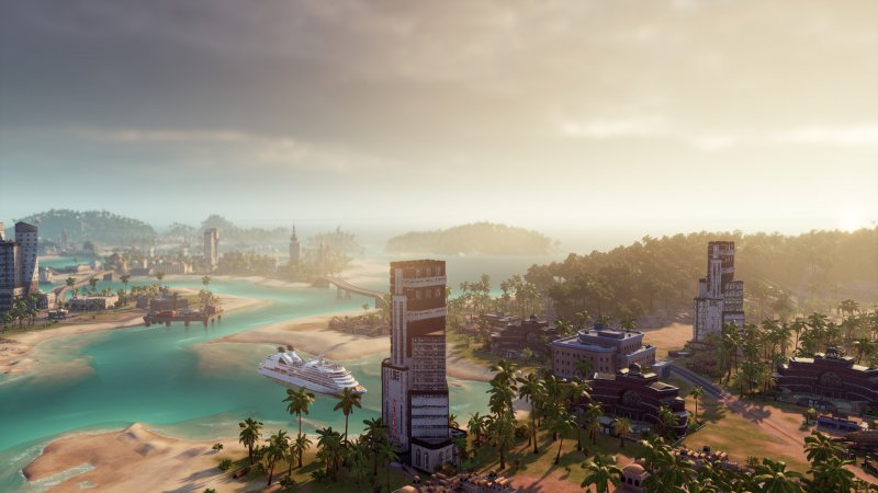 Tropico 6 allows you to expand and evolve your tropical island as you please