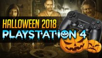 I giochi horror su PS4 per Halloween 2018