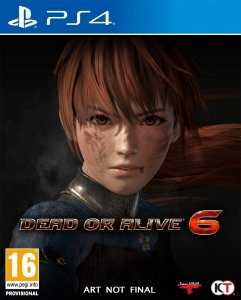 Dead or Alive 6 per PlayStation 4