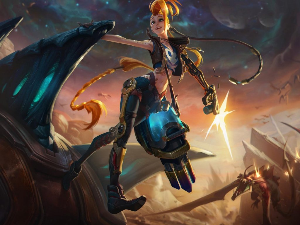 League of Legends: a trailer presents the LoL Esports brand