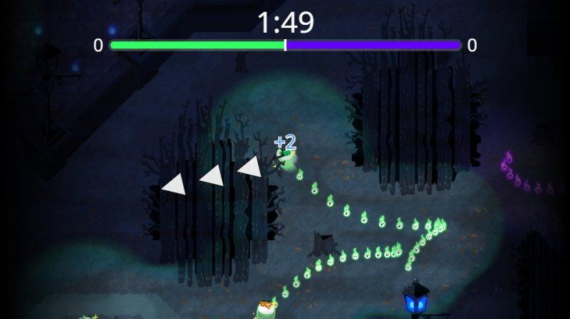 Il doodle di Halloween è il primo gioco cloud di Google - Multiplayer.it d361c0e89a5