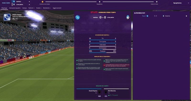 Football Manager 2019: La Recensione