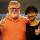 Hideo Kojima ha fatto visita a Valve