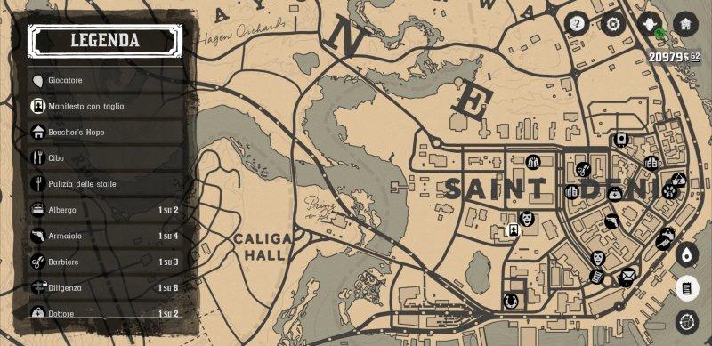 Red Dead Redemption 2, analisi della companion app per Andro