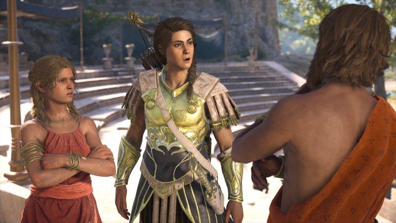 Assassins Creed Odyssey 1