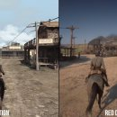 Red Dead Redemption 2, video confronto con il primo episodio