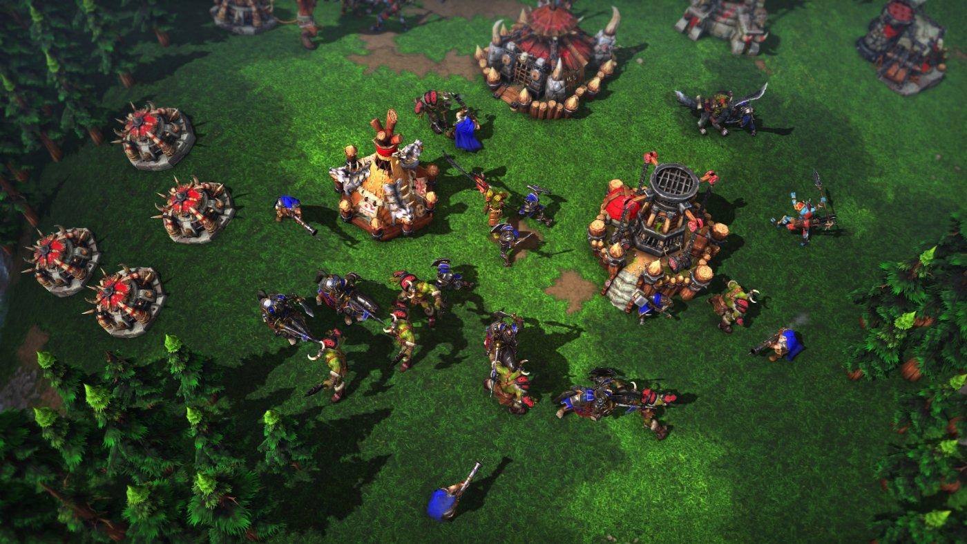 Warcraft 3: Reforged, tutto quello che c'è da sapere e prime
