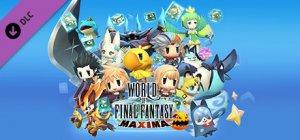 World of Final Fantasy Maxima per PlayStation 4