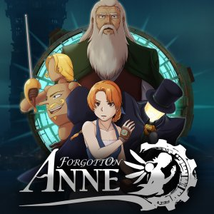 Forgotton Anne per Nintendo Switch