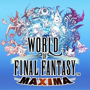 World of Final Fantasy Maxima per Nintendo Switch