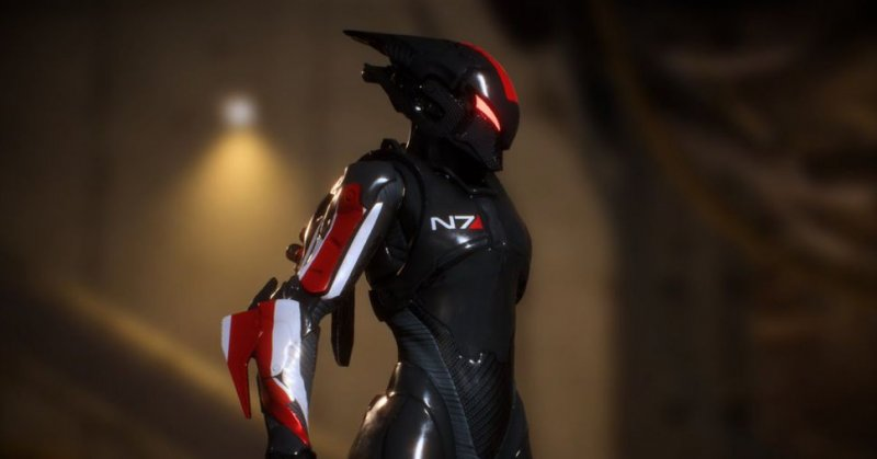 Anthem Armatura Mass Effect