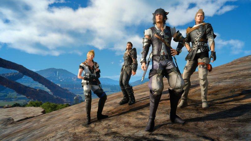 Final Fantasy Xv Collaborazione Final Fantasy Xiv 7
