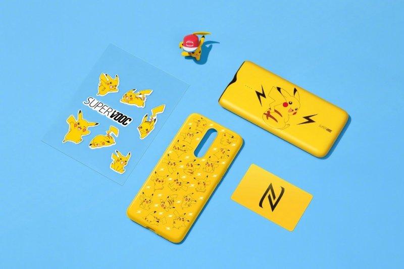 Oppo Vooc Pikachu 3