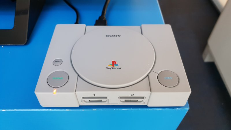 Playstation Classic Console 1