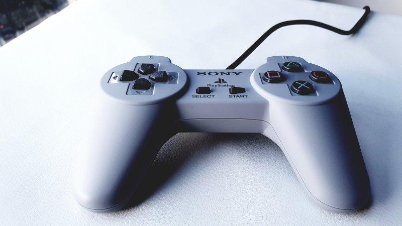 Playstation Classic Joypad 4