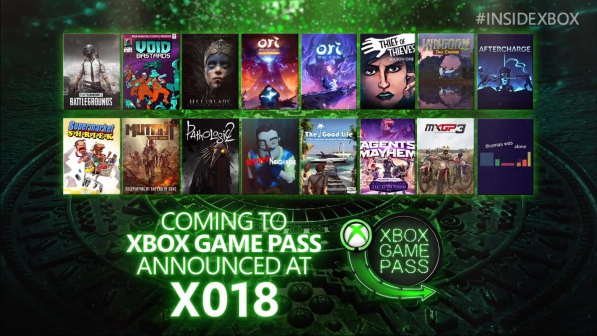 Xbox Game Pass su tutte le piattaforme 5643dcbd247