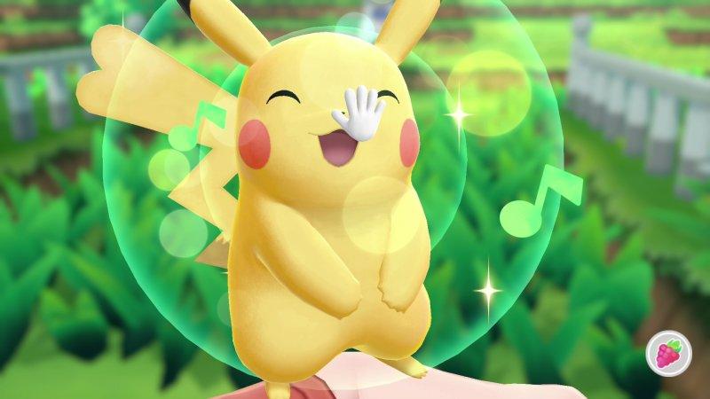 Pokemon Lets Go Pikachu Eevee 2