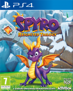 Spyro: Reignited Trilogy per PlayStation 4